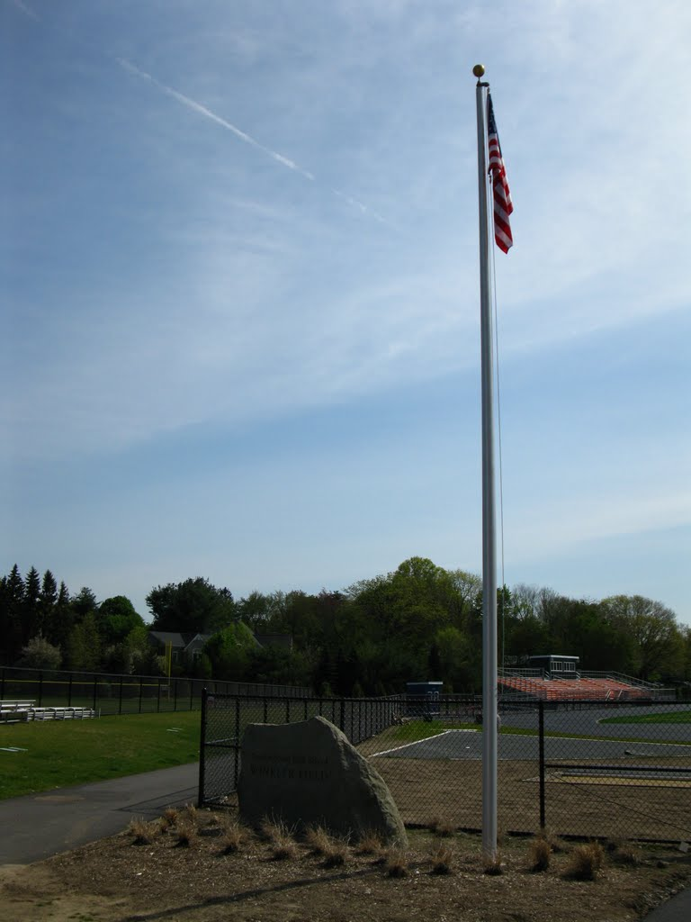 Newton South High School Winkler Field