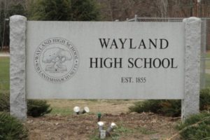 Wayland High School